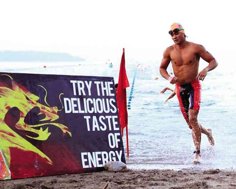 matteo guidicelli triathlon