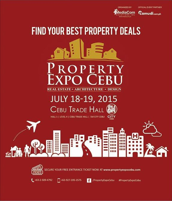 property expo cebu 2015 - 2