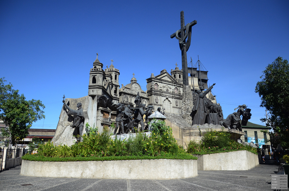 Cebu heritage monument 2