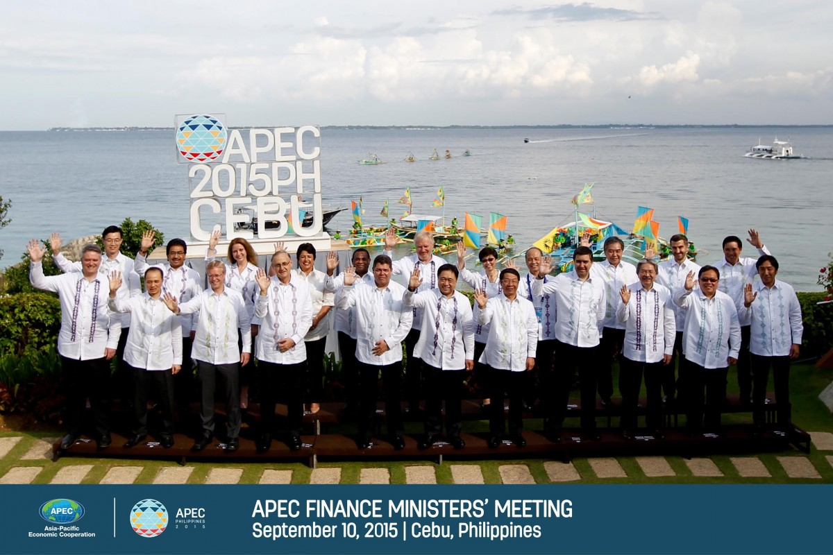 apec finance ministers meeting
