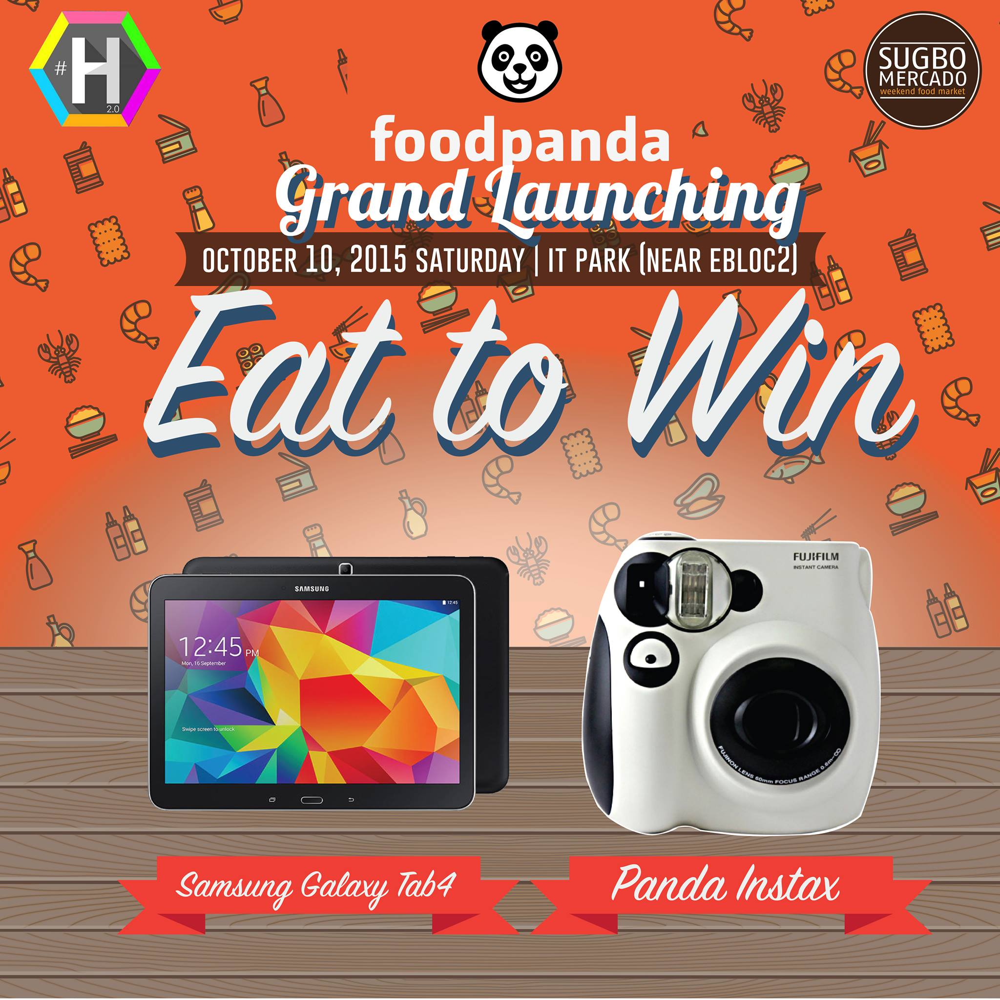 foodpanda grand launching