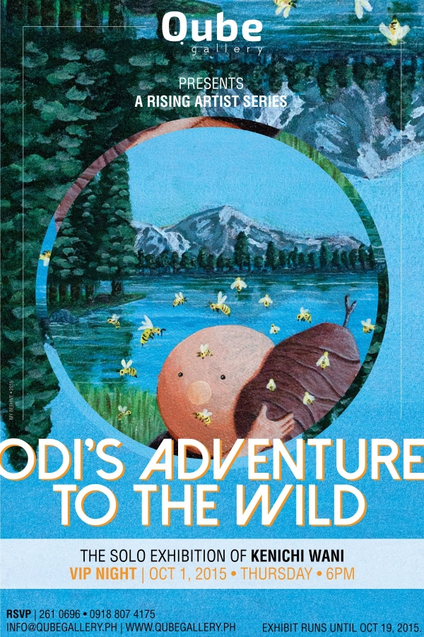 odi-adventure to the wild kenichi wani exhibition