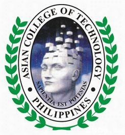 Asian College of Technology logo