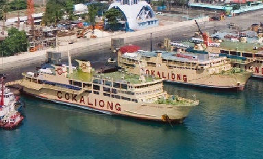 Cokaliong Shipping Inc