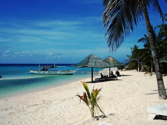Kota Beach Resort Is A Tropical Paradise Nestled In Bantayan Island Cebu Its Curved White Sand Sline And Cool Calm Clear Waters Entice Tourists From