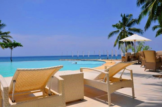 Manlong Paradise Beach Resort Everything Cebu Camotes Island The Best Beaches In World
