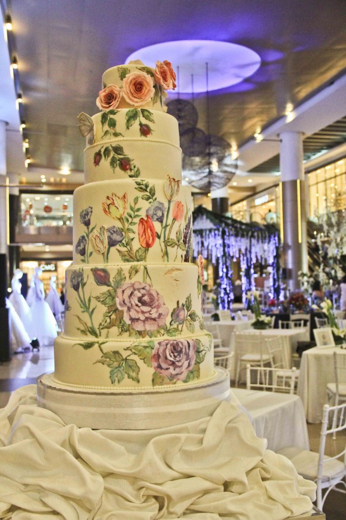 wedding cakes in cebu weddings at the we take you beyond i do everything cebu 24595